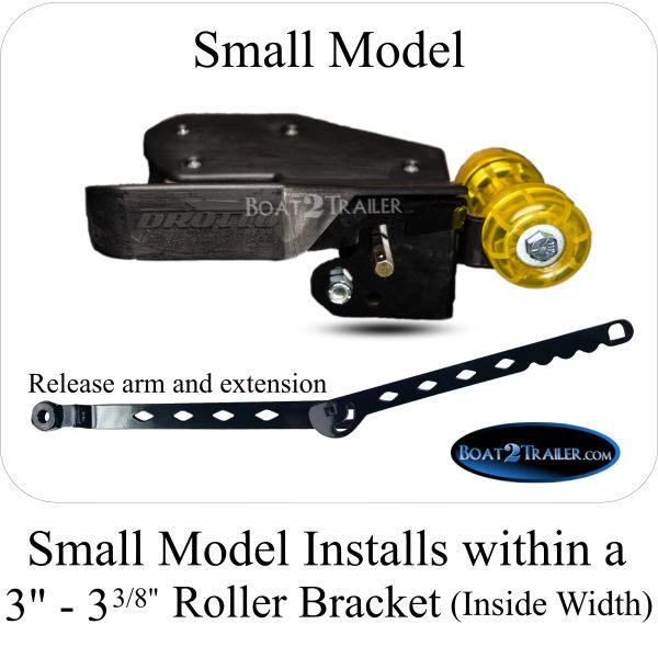 Small Drotto Model Black