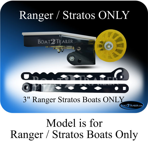 Drotto Boat Latch Ranger Stratos Only