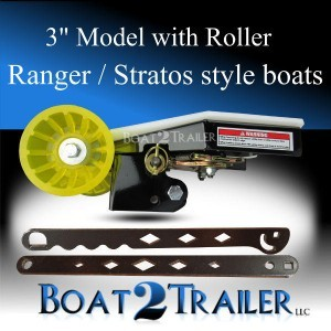 drotto boat latch 3 model with roller bracket