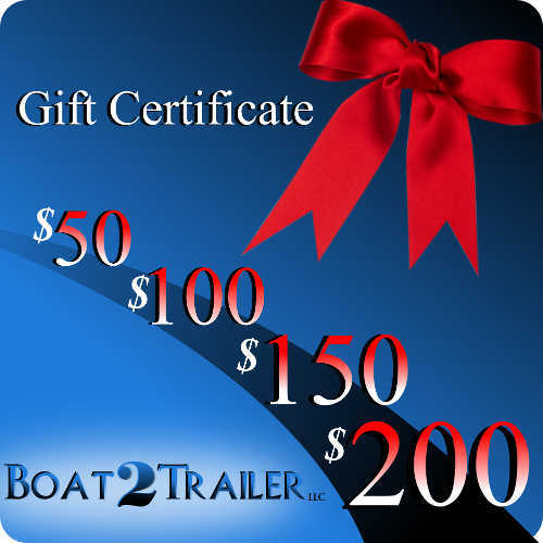 Boat2Trailer gift card