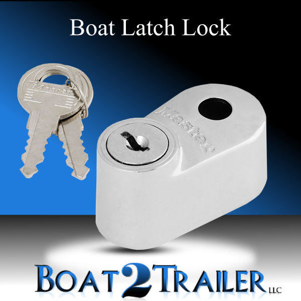 Drotto boat latch lock
