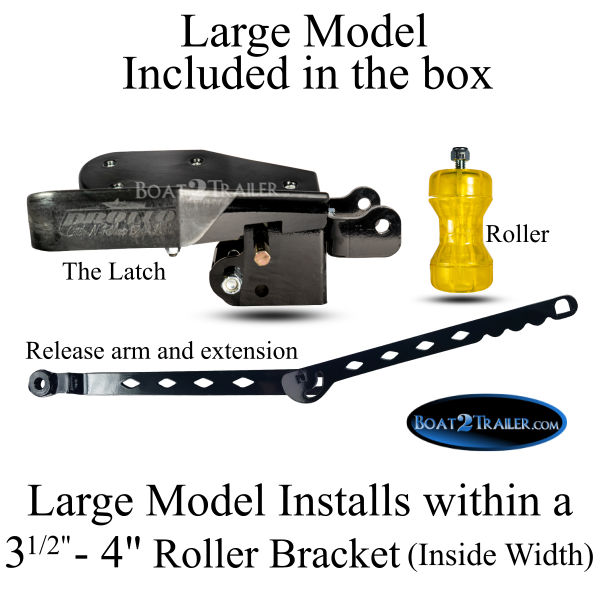 Large Drotto Model Black In Box