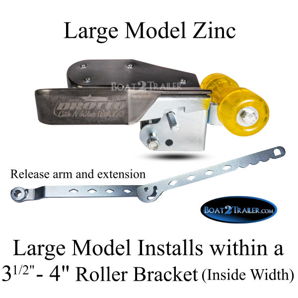 Large Drotto Model Zinc