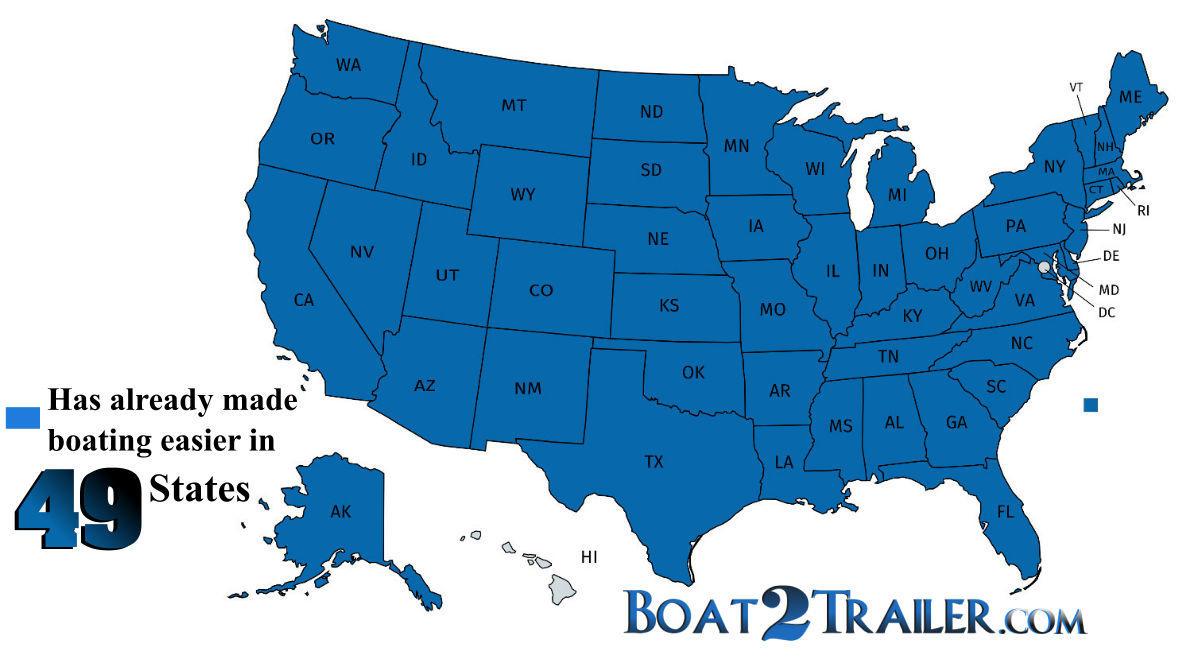 Boat2Trailer order states 1