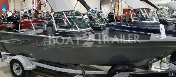 Lund Boat2Trailer Grey