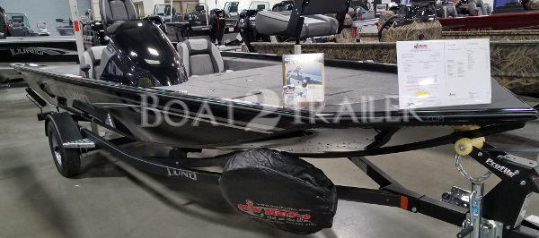 Lund Boat2Trailer black