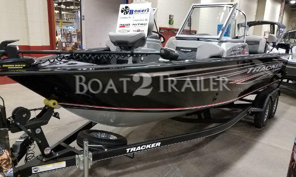 Bass Tracker Boat2Trailer Black Big