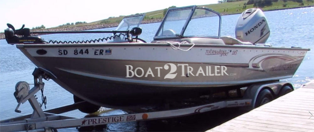Boat2Trailer Alumacraft 2