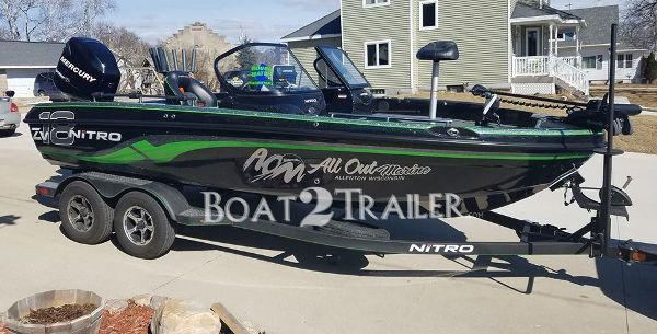 Boat2Trailer Nitro Drotto