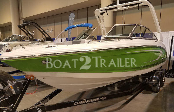Chaparral Boat2Trailer