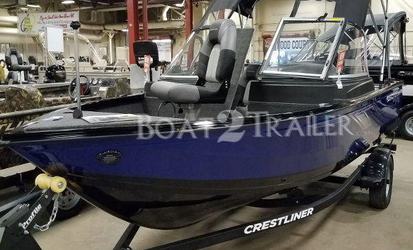 Crestliner Baot2Trailer Blue Big