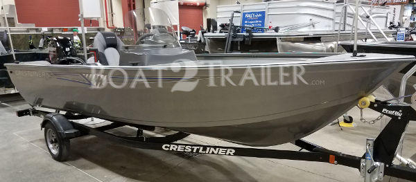 Crestliner Baot2Trailer Grey Big