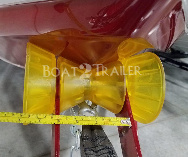 Crownline Boat2Trailer Red2