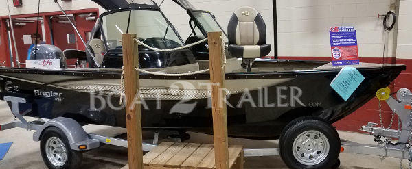 G3 Boat2Trailer Black Drotto
