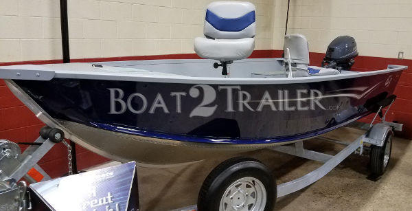 G3 Boat2Trailer Blue Drotto
