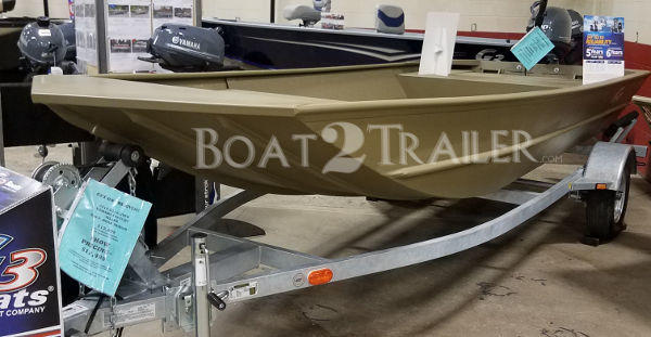 G3 Boat2Trailer Brown Drotto