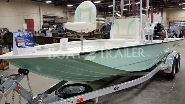 G3 Boat2Trailer Drotto