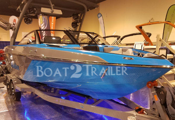 Malibu Blue Boat2trailer