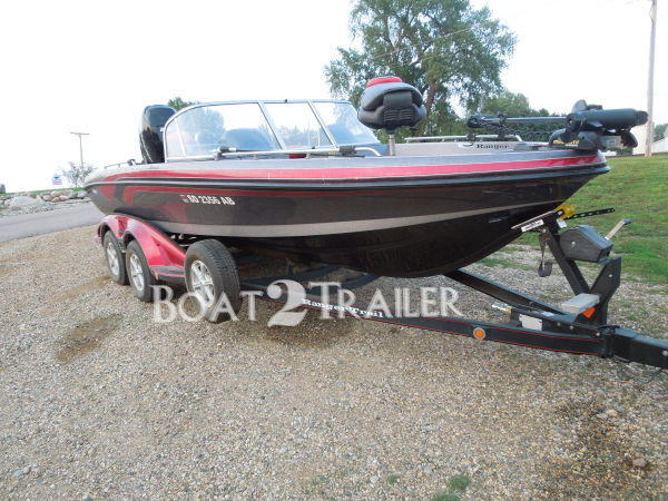 Ranger 620 Boat2Trailer Customer