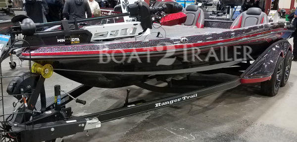 Ranger Boat2Trailer Grey 620