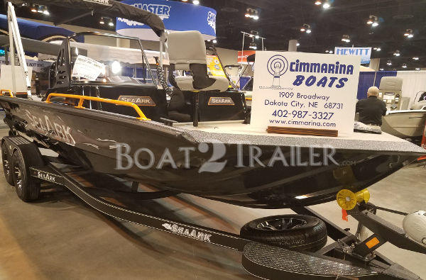 Seark Boat2Trailer Black