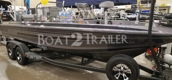 Skeeter Boat2Trailer Grey