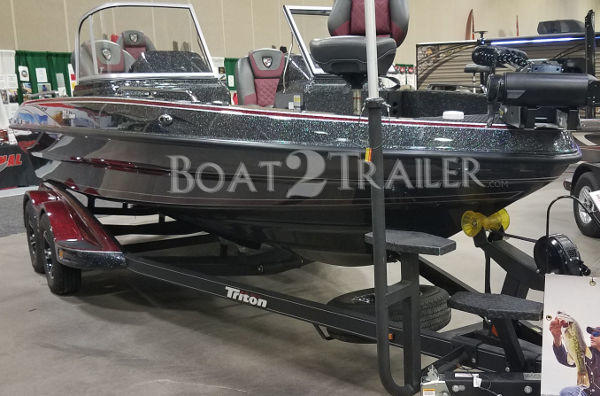 Triton Boat2Trailer Black Drotto