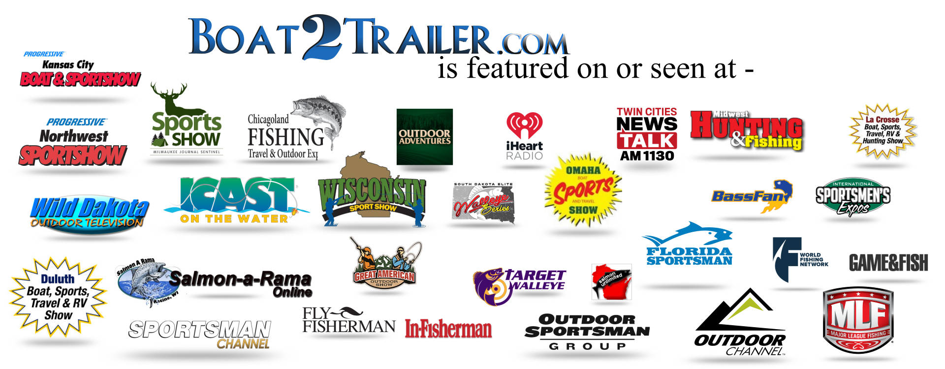 Boat2Trailer featured On