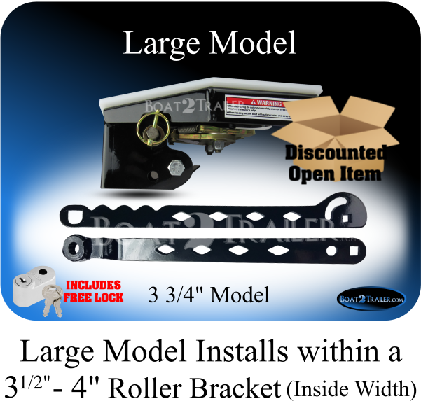 Large Model Discounted