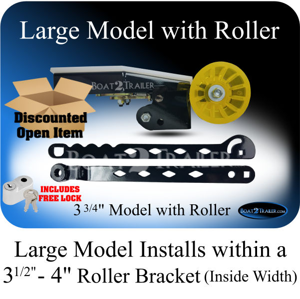 Large Model W Roller Discounted