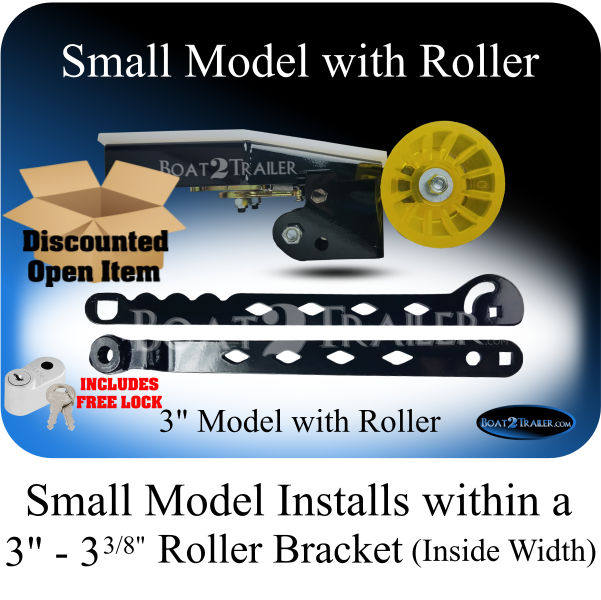 Small Model Discounted