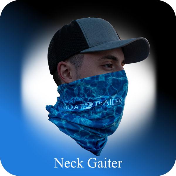 Blue Water Neck Boat2Trailer Gaiter