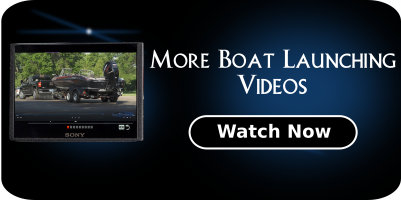 more boat launching videos