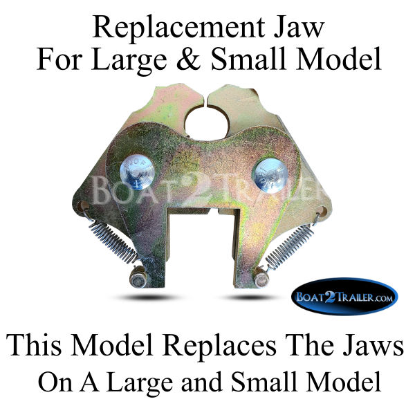 Straight Drotto Replacement Jaws
