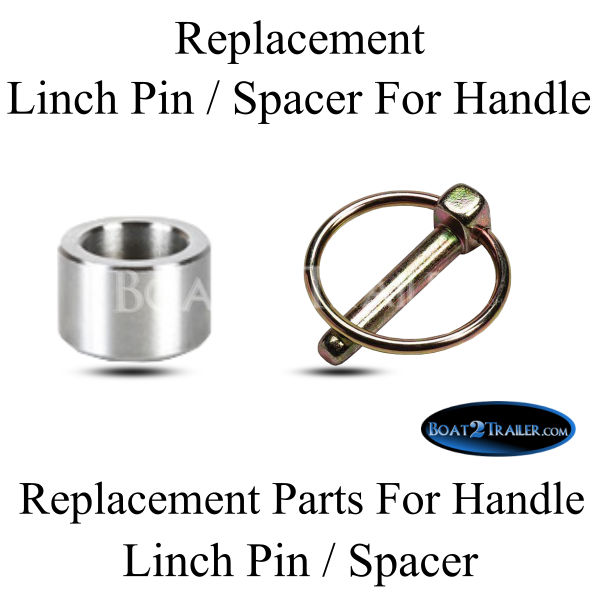 Drotto Replacement Pin and Spacer